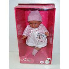 Кукла ARIAS 28см звук розовое платьеСТОП!