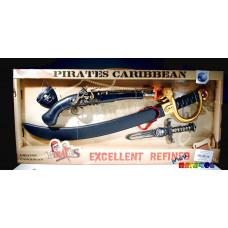 Пиратский набор с саблей