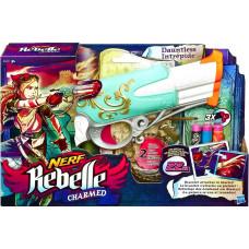 Nerf Hasbro Пистолет роз. Неустрашимый