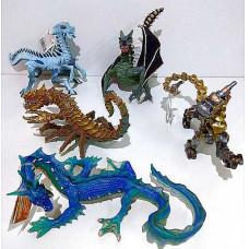 Жив. коллекция SaFArI Ltd Дракон луны