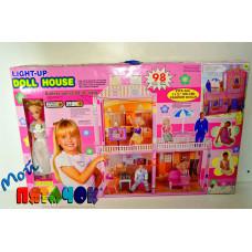 Дом Барби 2х эт. НОВАЯ ЦЕНА!