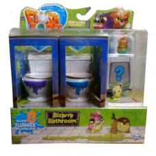 Фигурки Flush Force Туалет+ 8 фигурок