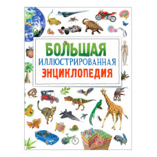Книга Росмен Энц. Большая иллюстриров.