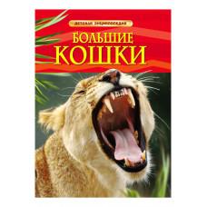 Книга Росмен Энц. ДИ Большие кошки