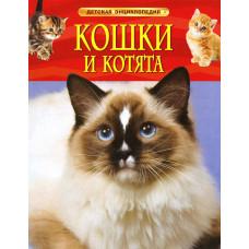 Книга Росмен Энц. ДИ Кошки и котята