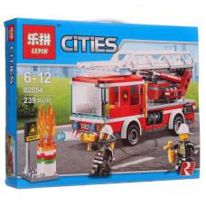 Констр. Сити Пожарная машина