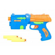 Пистолет мягк. пуля