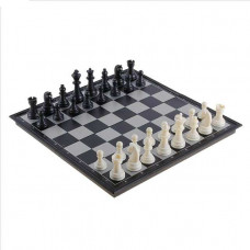 Шахматы 19см магнит