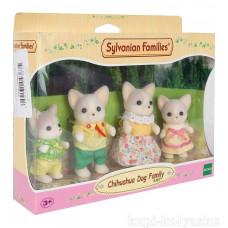 Sylvanian Families Семья Чихуахуа