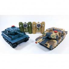 Танк ру 2в1 Танковый бой