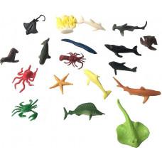 Животные Морские штучно