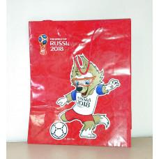 Пакет подарочный бумажный Футбол Бол.