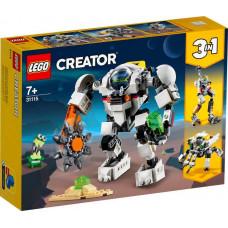 Констр. LEGO Креатор Космический робот