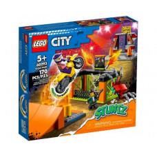 Констр. LEGO Сити Парк каскадеров