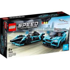 Констр. LEGO Speed :Формула и Ягуар