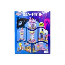 Констр. Sea-mai Русалка и маяк свет. 743дет