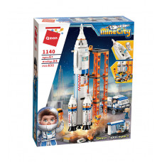 Констр.  Запуск ракеты  Qman 632дет