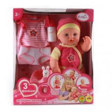 Кукла Карапуз Берн 30см 3функц.