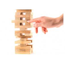 Наст. игра Башня Дженга Вега в тубусе Данко