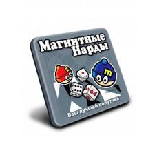 Наст. игра Mack&Zack Магнитные нарды