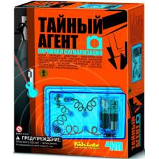 Научные игры 4M Тайный агент Сигнализация