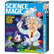 Научные игры 4M Умные фокусы