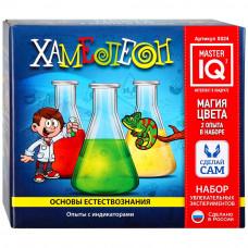 Научные игры Мастер IQ Хамелеон