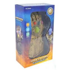 Оружие Таноса + рука с камнями бесконечн.