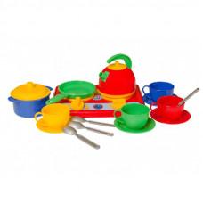 Посуда Галинка 5 плита