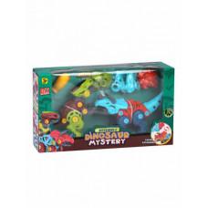 Собирайка констр. динозавры