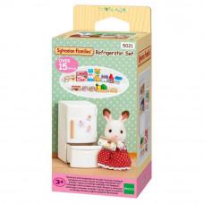 Sylvanian Families Холодильник с продуктами