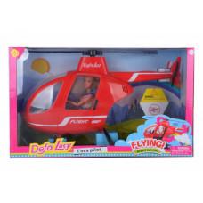 Вертолет для куклы с Дефой