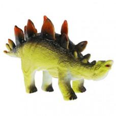 Животные Динозавр 32см Стегозавр рез. мягк