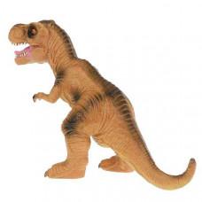 Животные Динозавр 32см Тиранозавр рез. мягк
